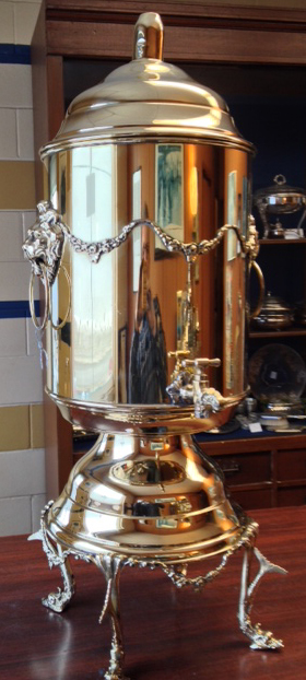 Nickel Coffee Urn